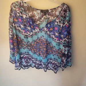 Jessica Simpson blouse Medium